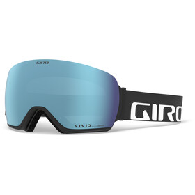 Giro Article Masque Homme, black/vivid royal/vivid infrared